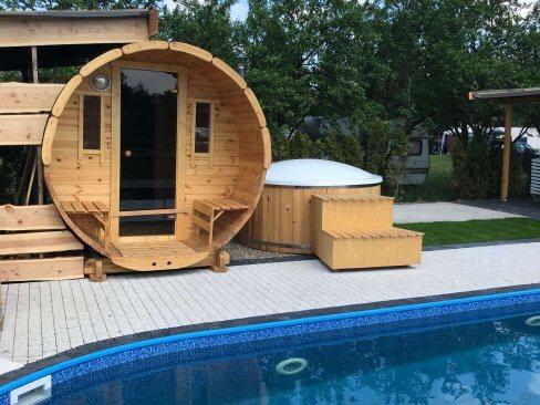 Wczasy w Cichowie - sauna, SPA