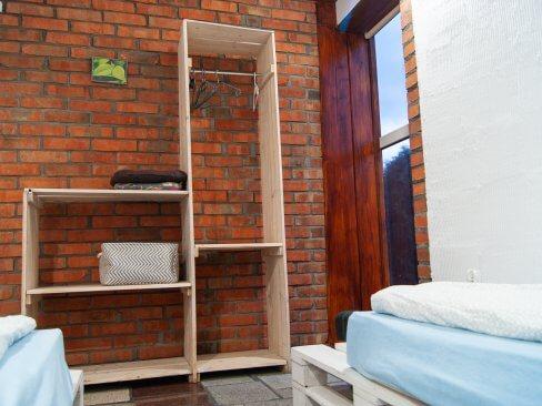 Wczasy w Cichowie - apartament, sypialnia