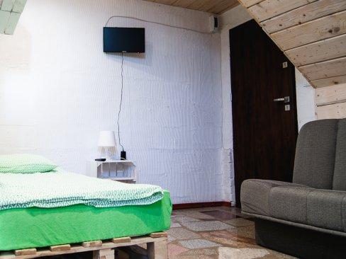 Wczasy w Cichowie - pokój dwuosobowy - TV