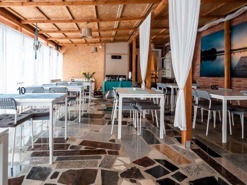 Restauracja - Wczasy w Cichowie