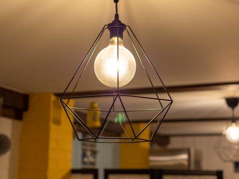 Restauracja, pizzeria - element dekoracyjny