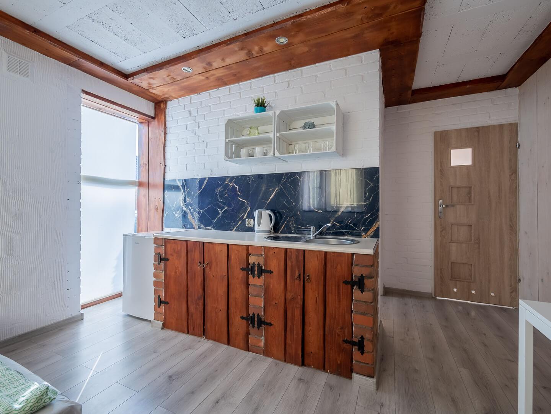 Apartament z aneksem kuchennym - Wczasy w Cichowie