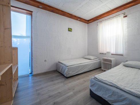 Pokój rodzinny - apartament, sypialnia- Cichowo
